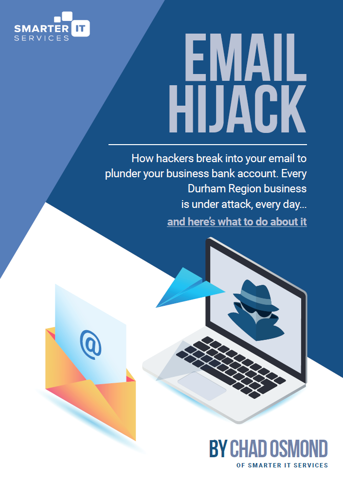 Email Hijack Book Cover