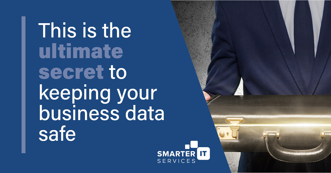 Top #1 Tip to Protect Your Company's Data
